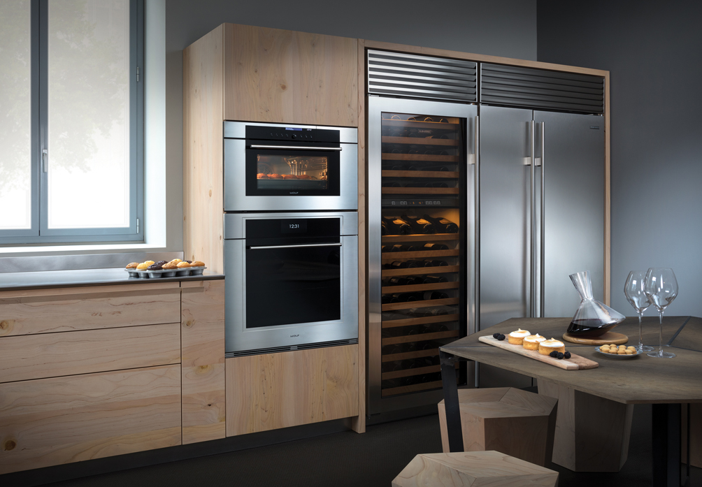 M Series oven