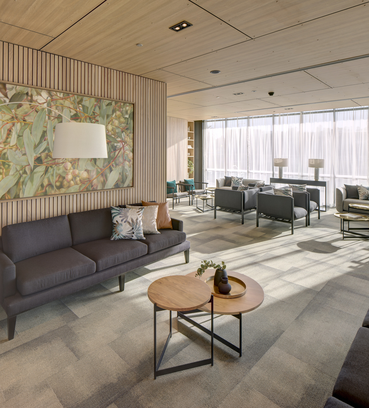lounge area in Aveo Bella Vista