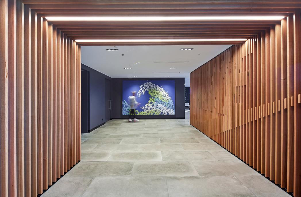 Nike S Sydney Office Overhaul Australian Design Review