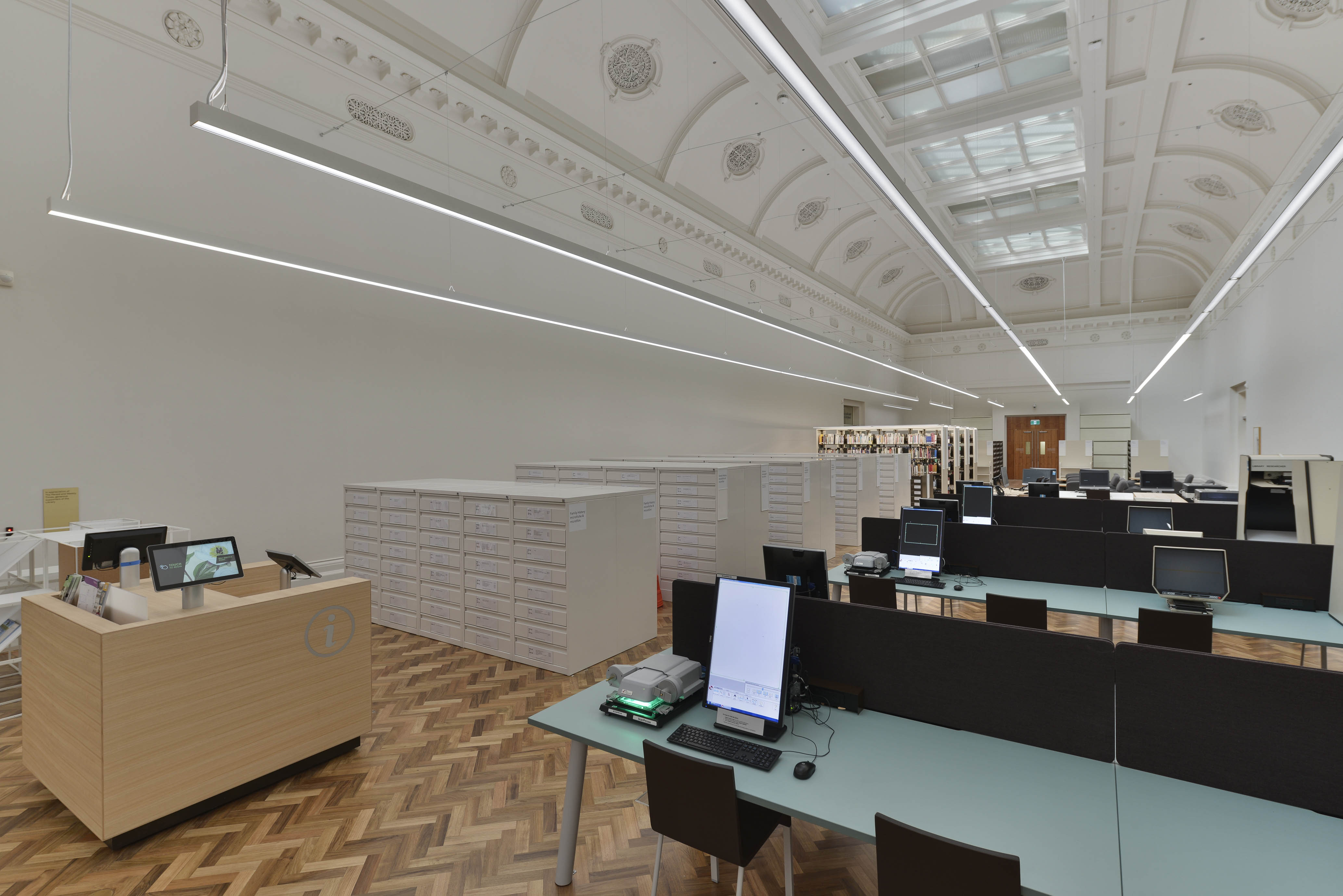 SLV_Newspapers and Family History Reading Rooms (2)_Credit Patrick Rodriguez
