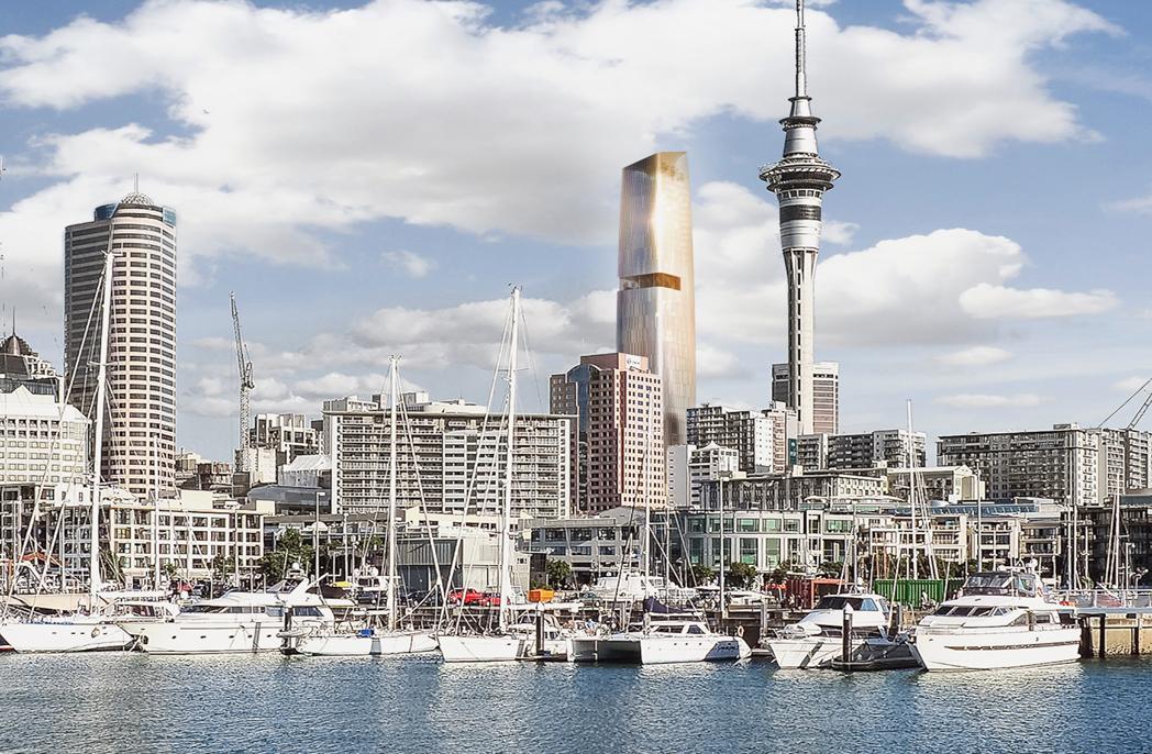 Woods Bagot wins NZ architecture comp