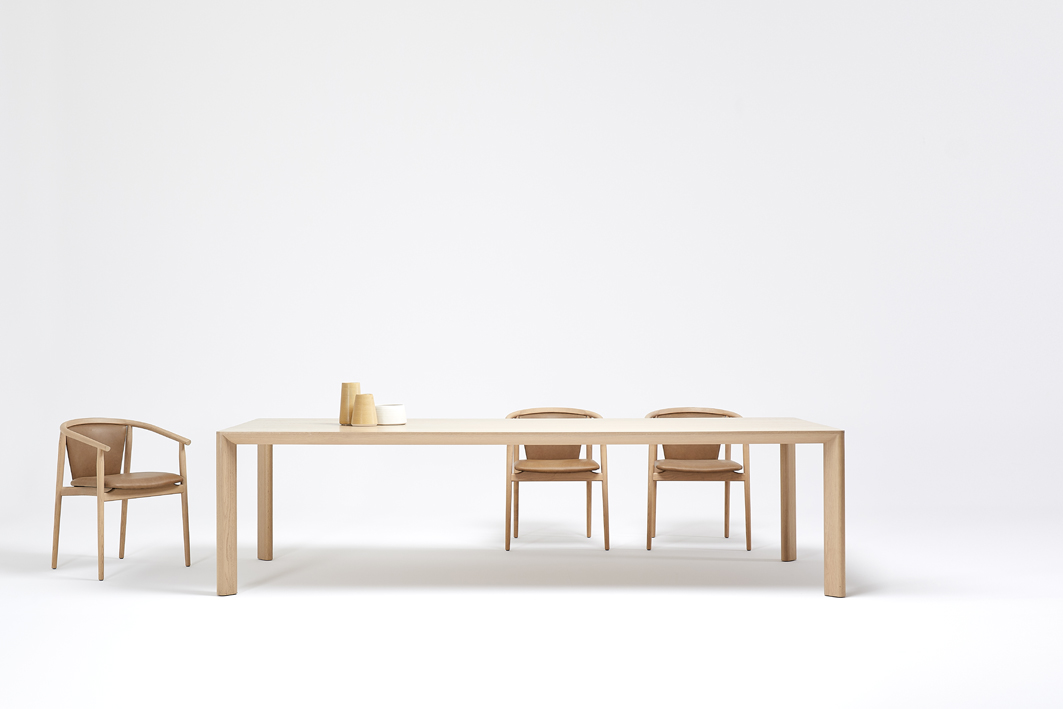Kett Otway Dining Table and Armchairs