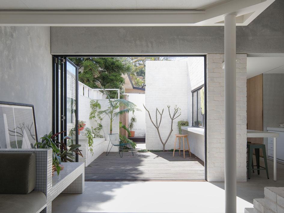 garden of House A
