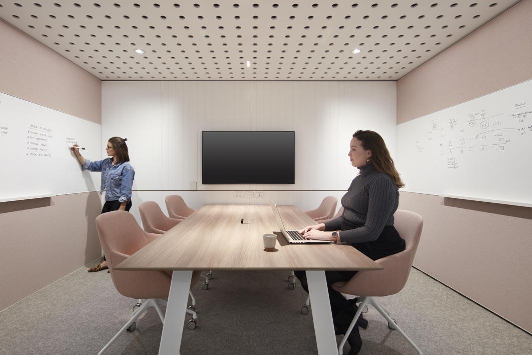 Sydney Trains new workspace