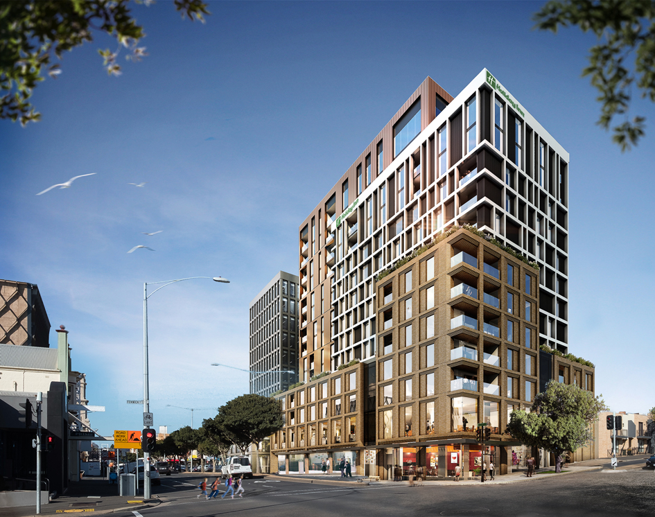Franze Developments Geelong Quarter