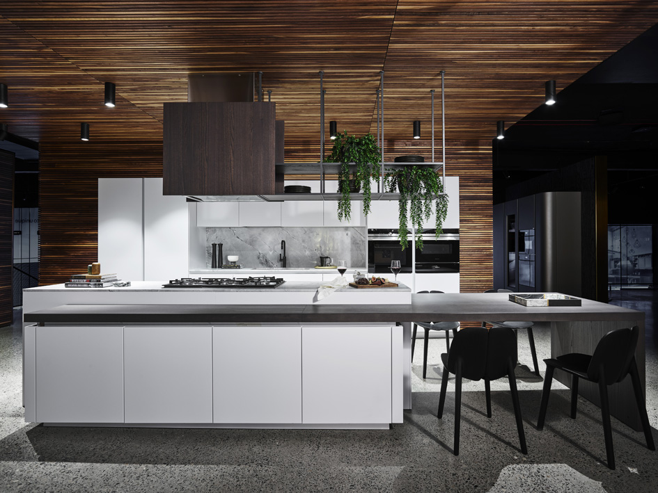 Michele Marcon's Look kitchen