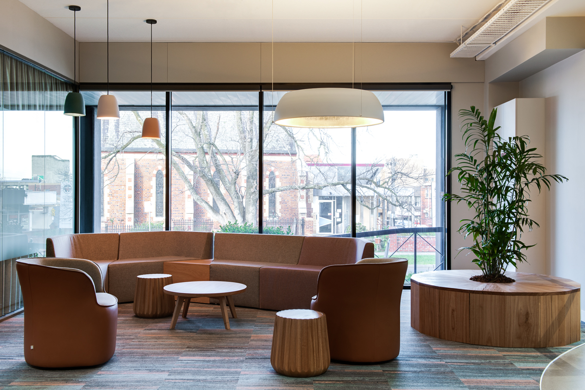 Meeting spaces at MK Lawyers