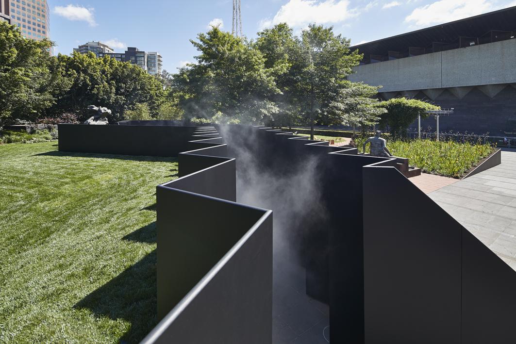 2018 NGV Pavilion