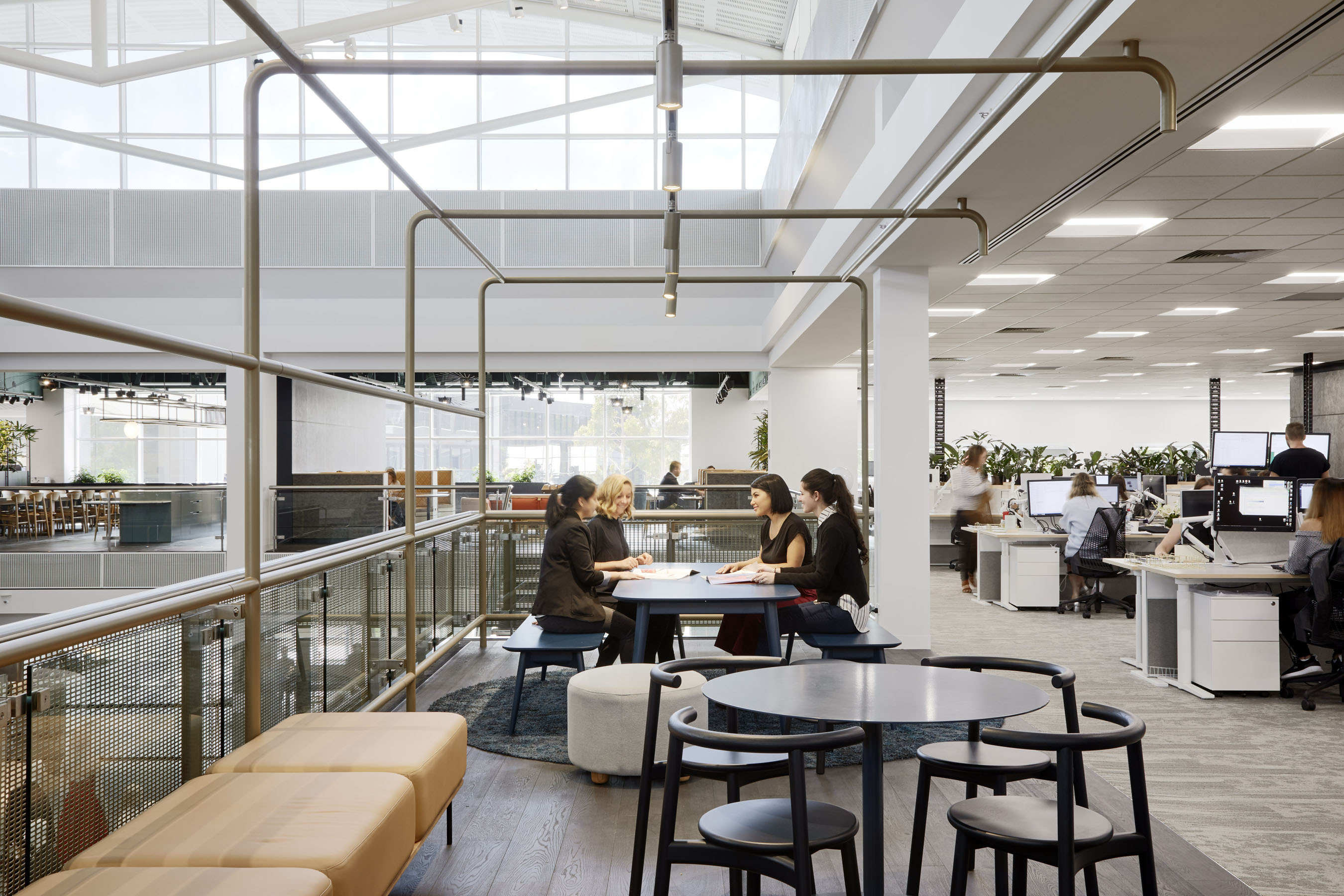 David Jones and Country Road Group Head Office by Gray Puksand