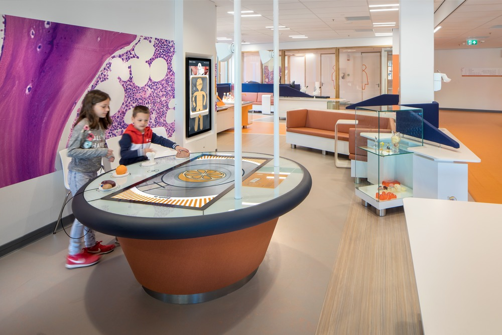 The science discovery centre