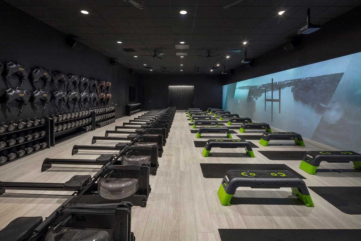 Health House rowing studio