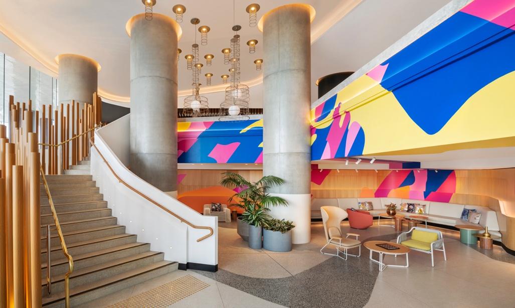 W Brisbane hotel
