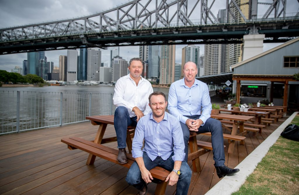 Retail design firms i2C Architects and TRG Queensland merge