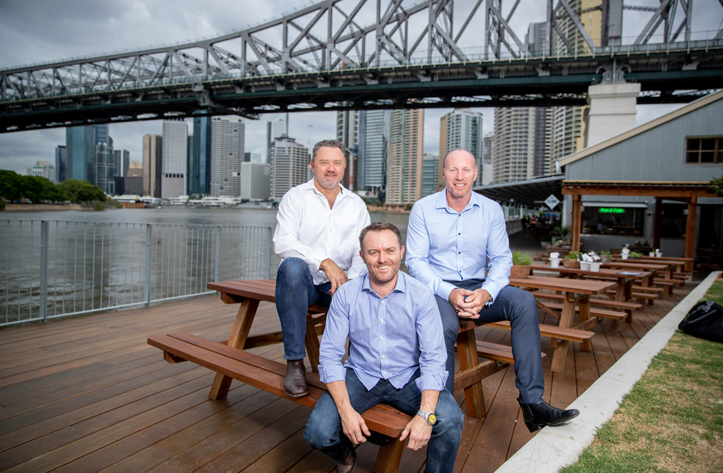 i2C Architects and TRG Queensland
