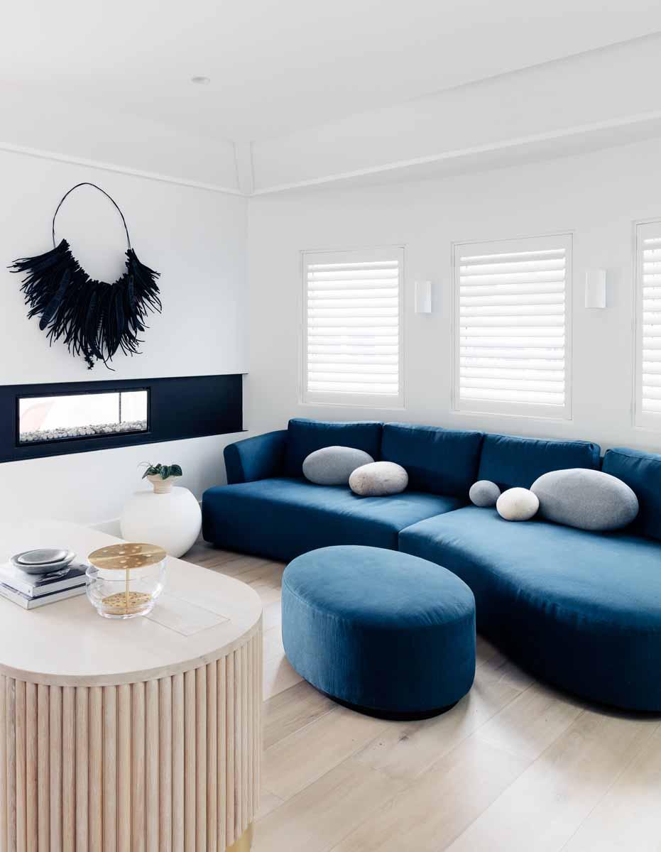Palm Beach house by Nina Maya