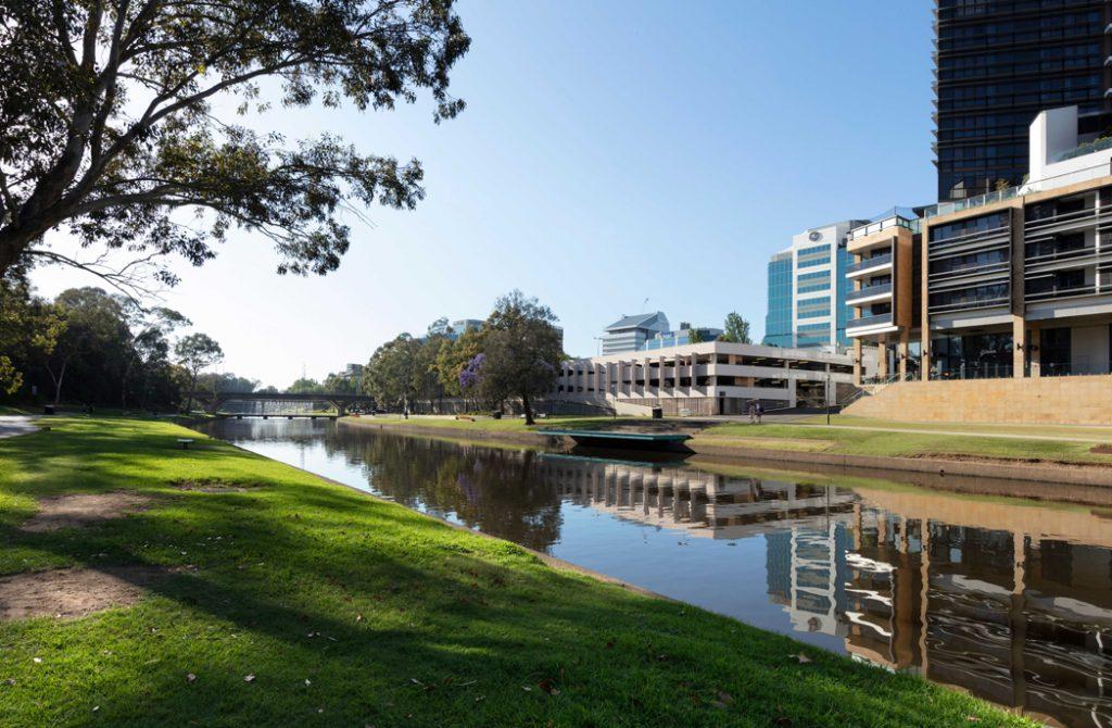 Parramatta international design competition launched