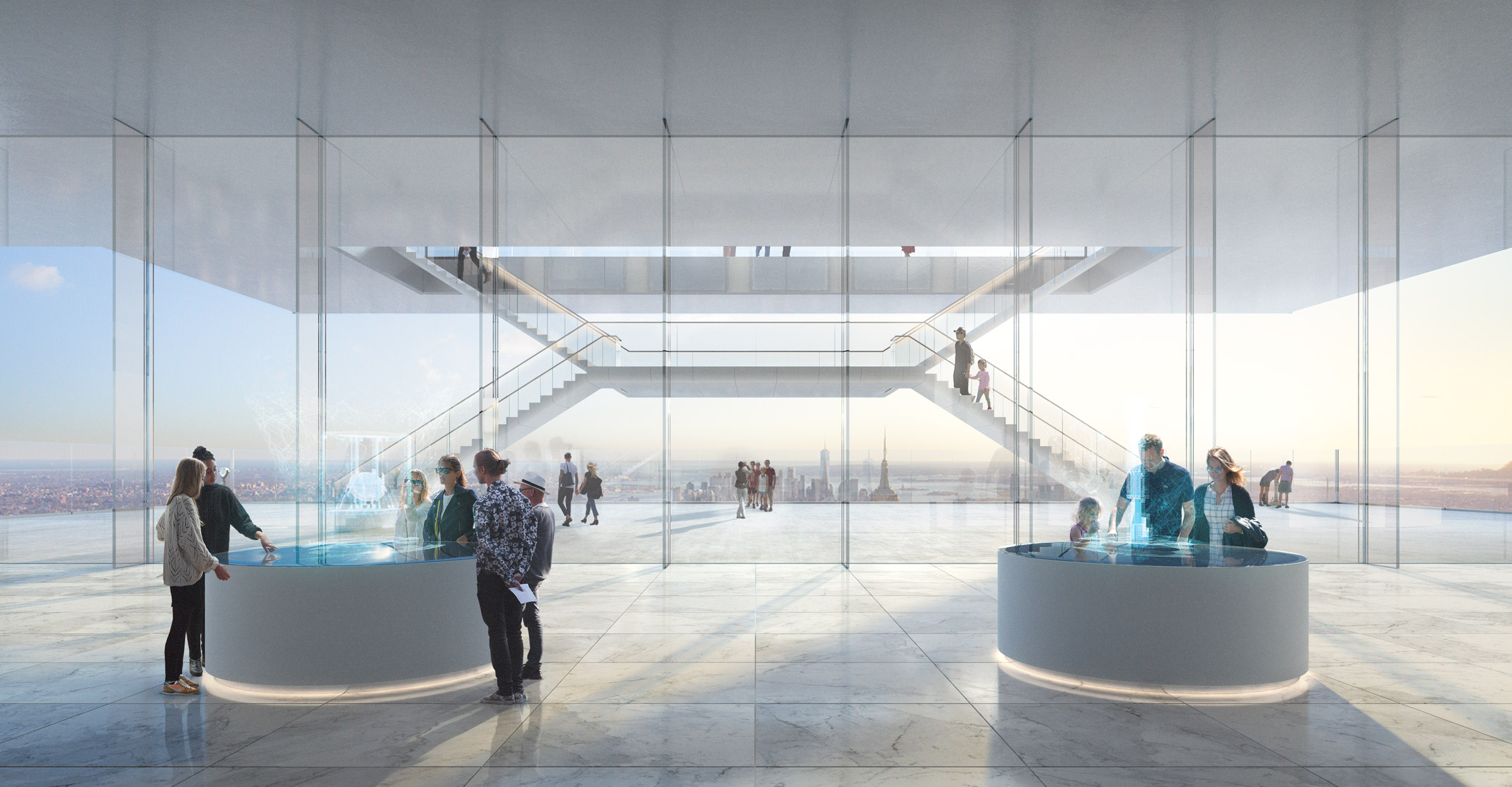 Fifth Tower by Gensler