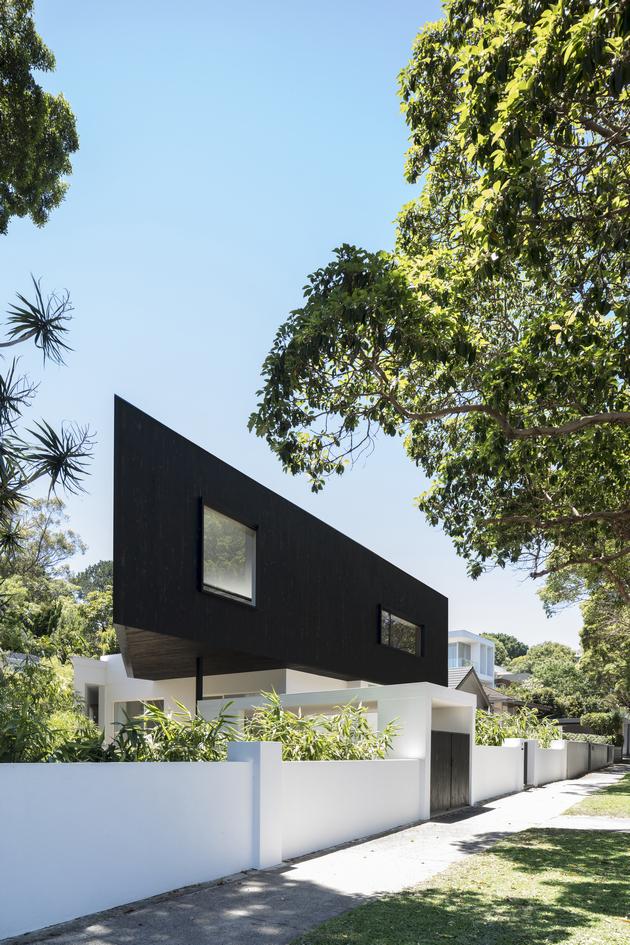 Platform house exteriro