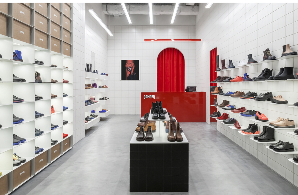 Camper store moscow