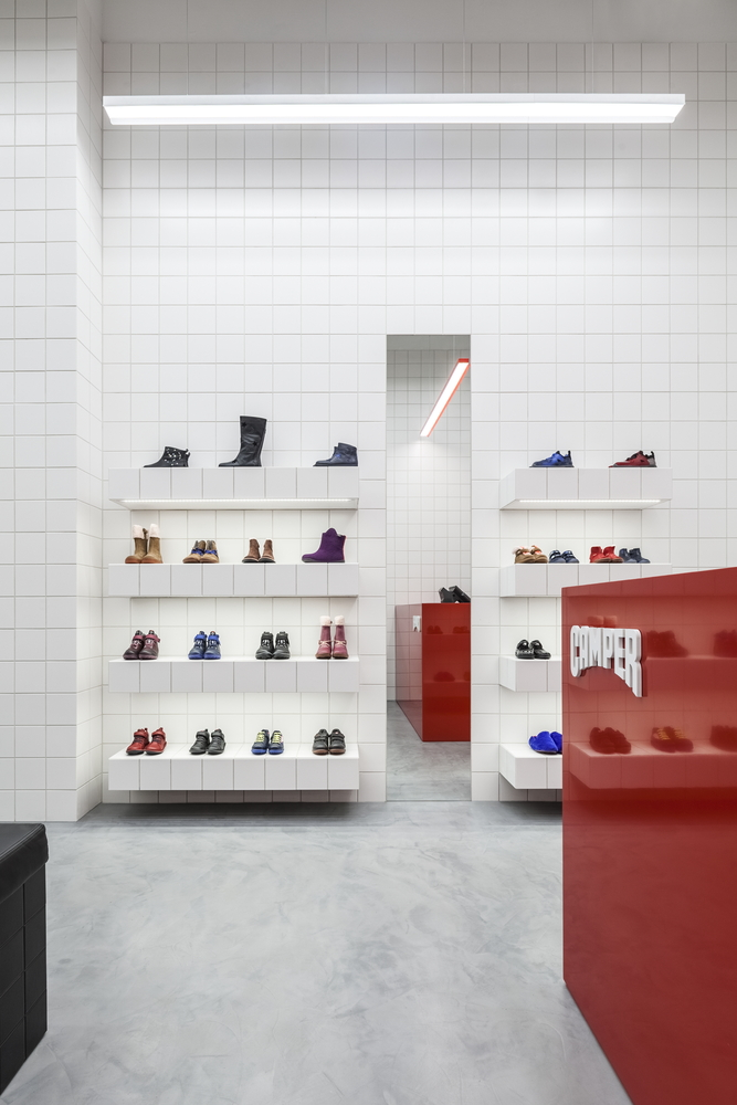 Camper store in Moscow