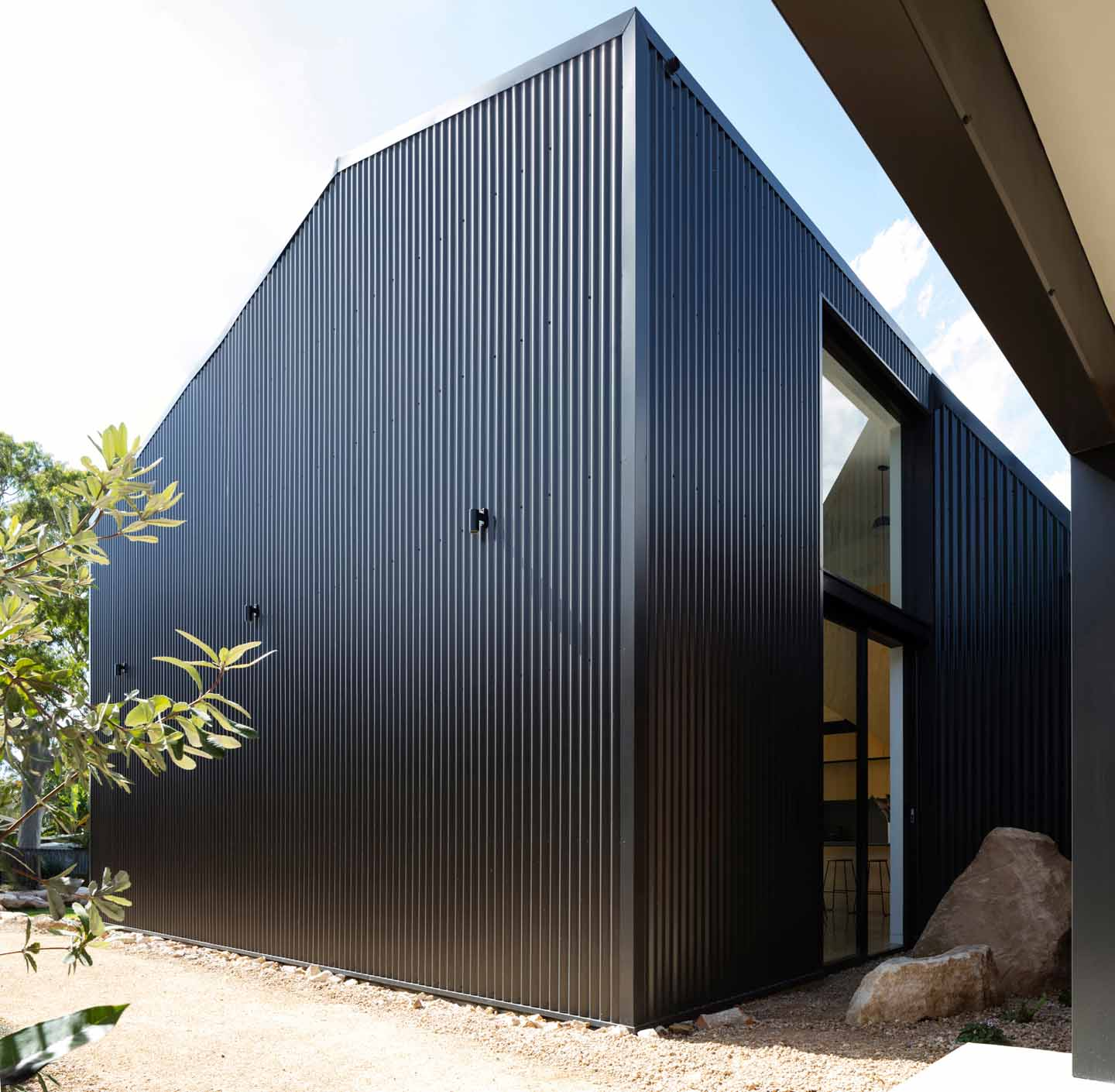 Binary House external