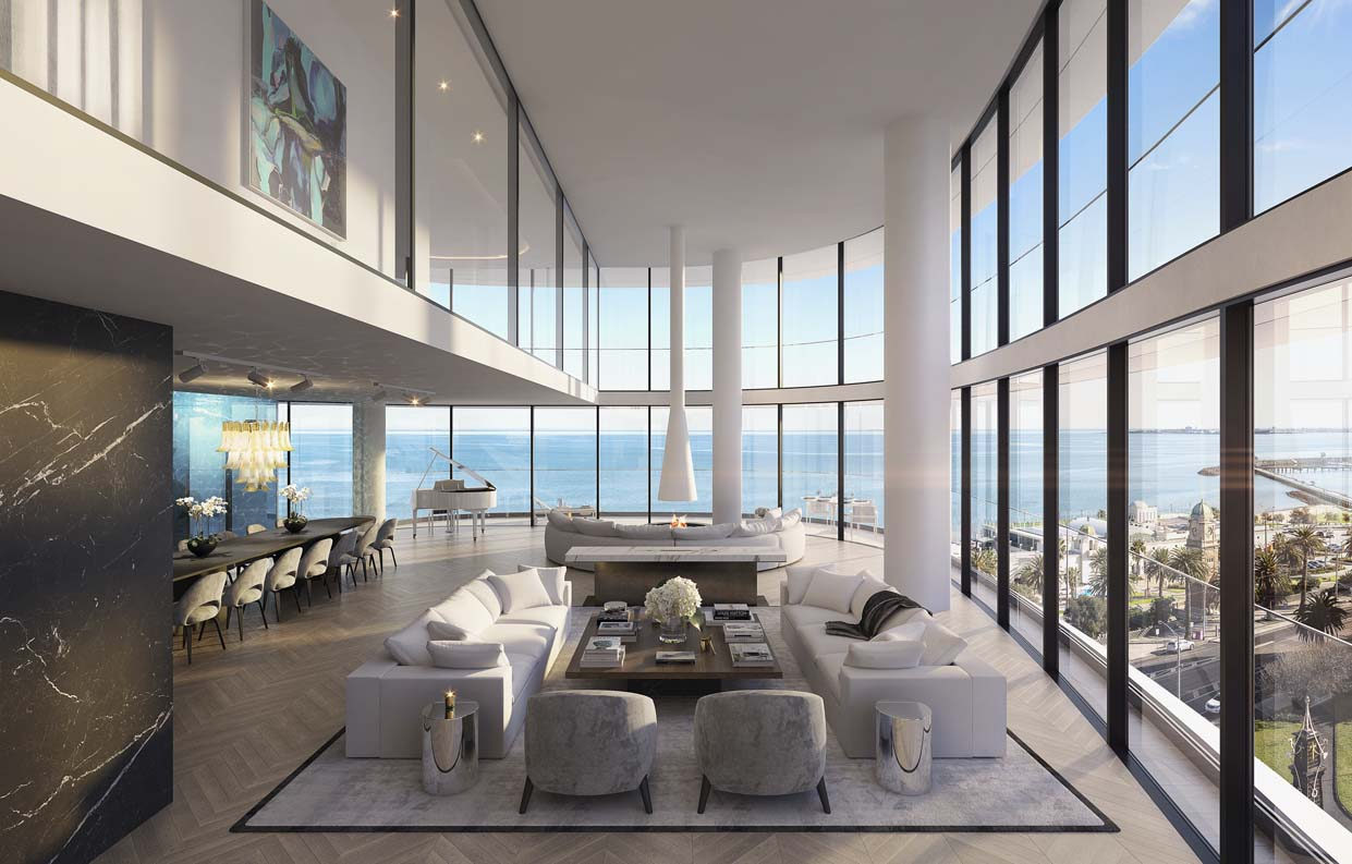 Penthouse Bay View