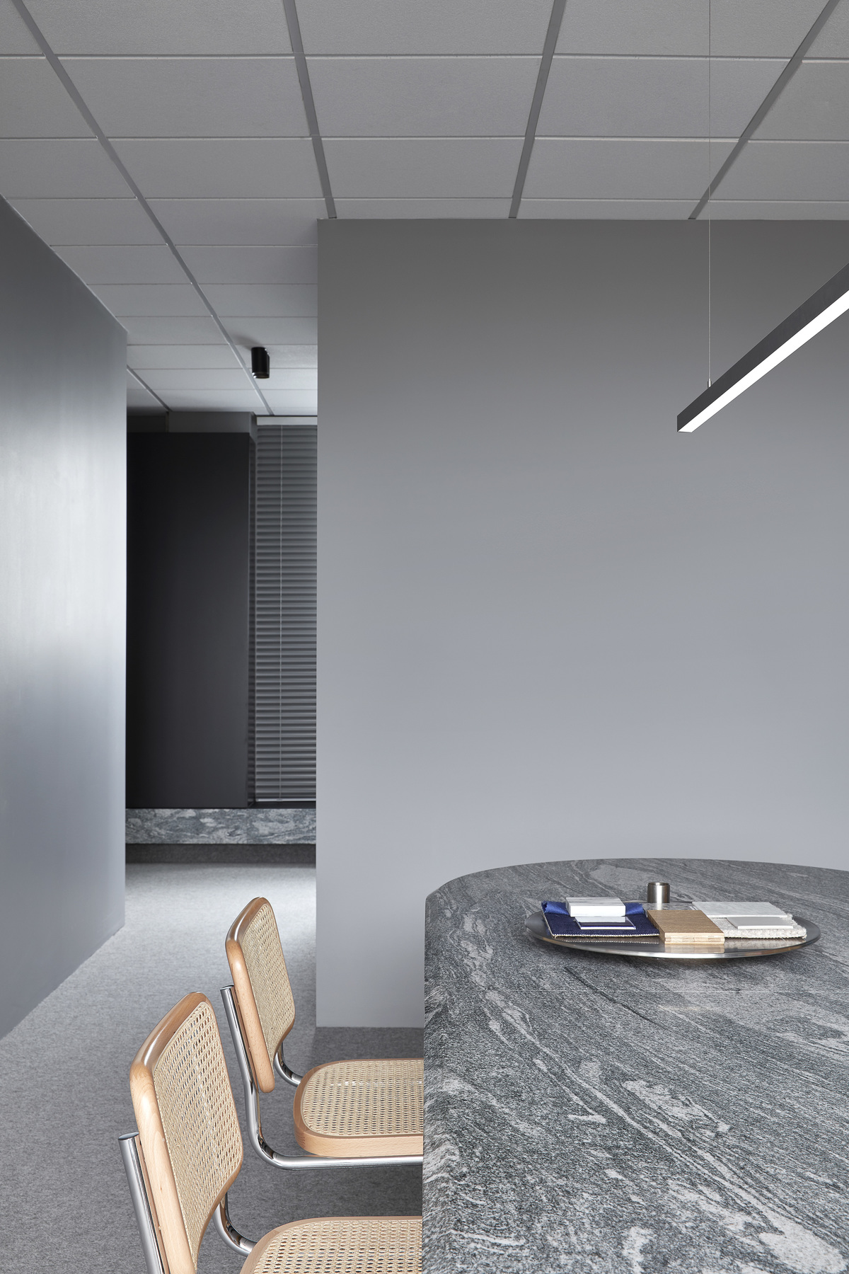 Main meeting table