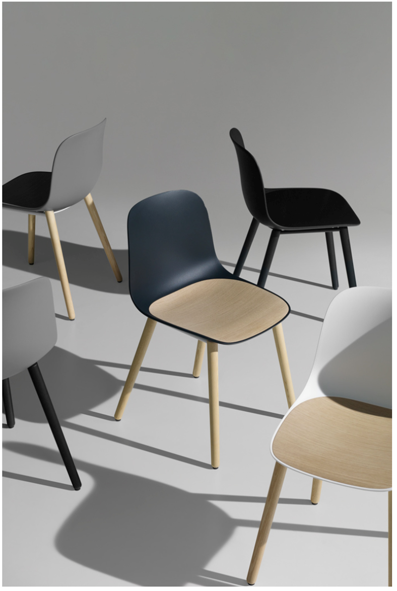 SEELA chair by Lapalma