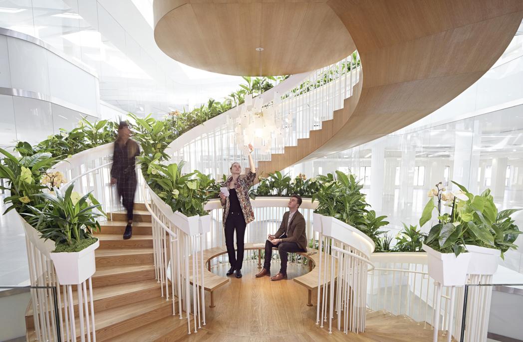 Paul Cocksedge Studio / Resolution Properties - Ampersand Building -