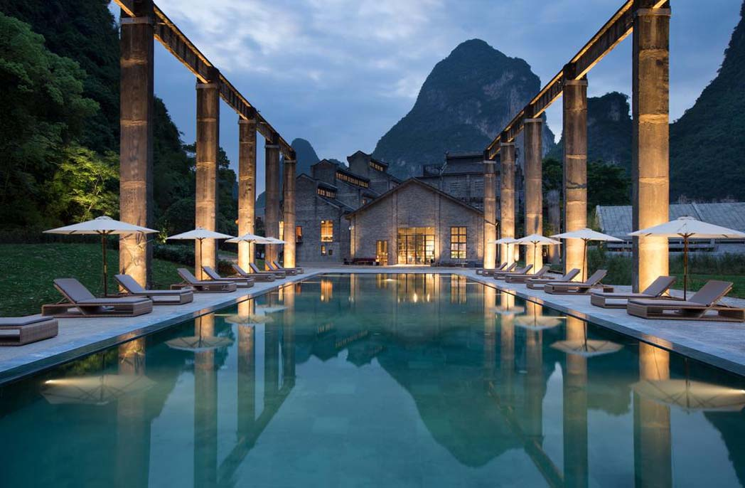 Alila Hotel resort china