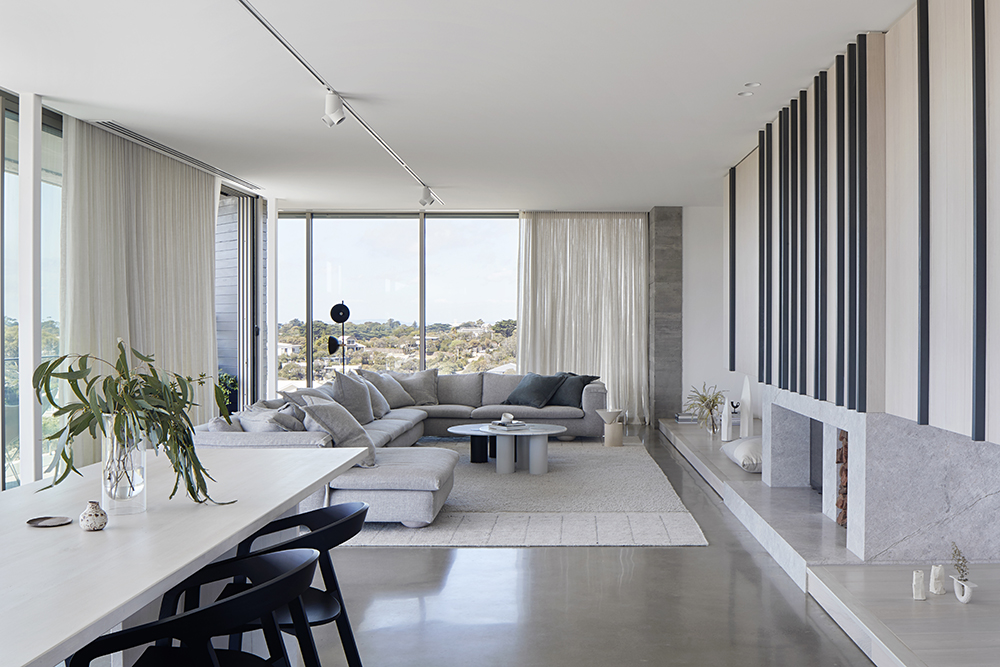 wildcoast living area
