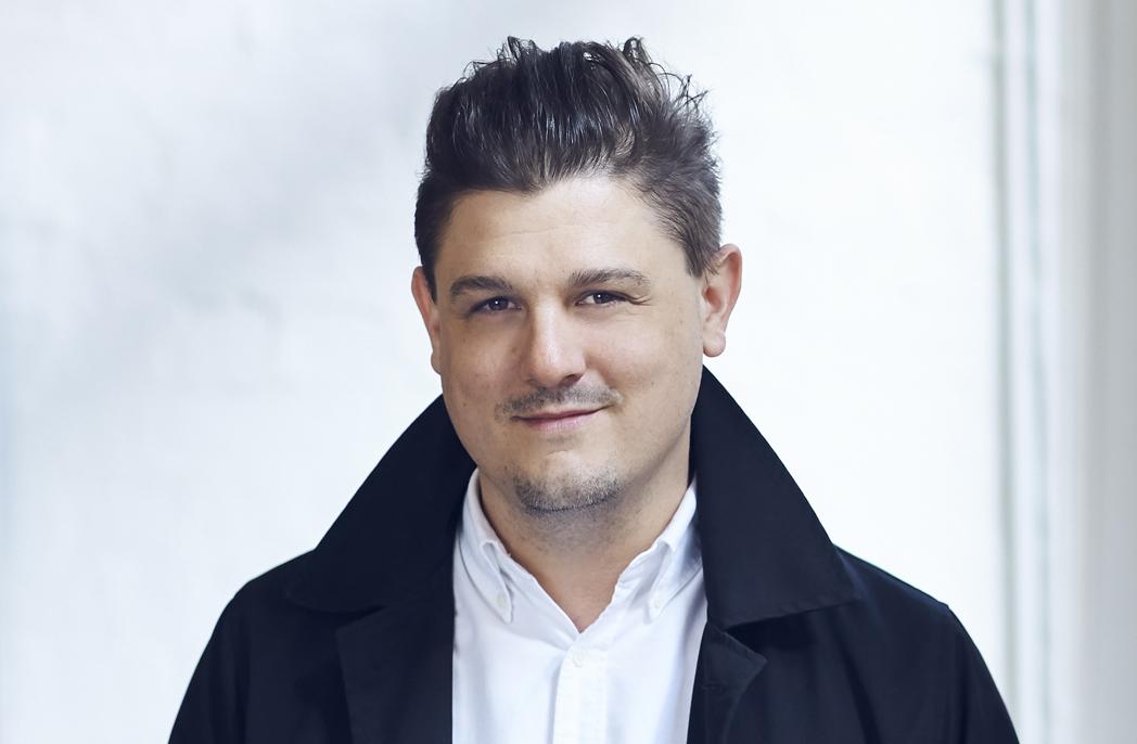 Dan Cox portrait