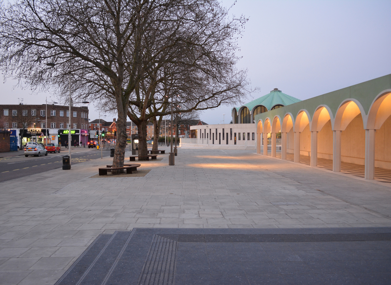 barkingside townsquare