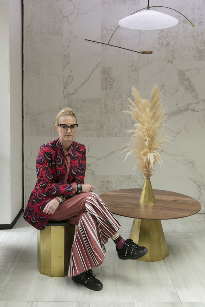 Emma Elizabeth, curator, Local Milan No 4