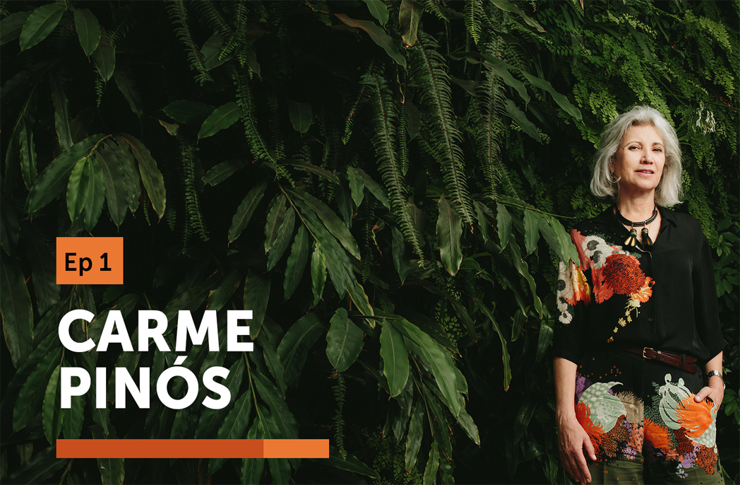 In conversation: Carme Pinós, episode one