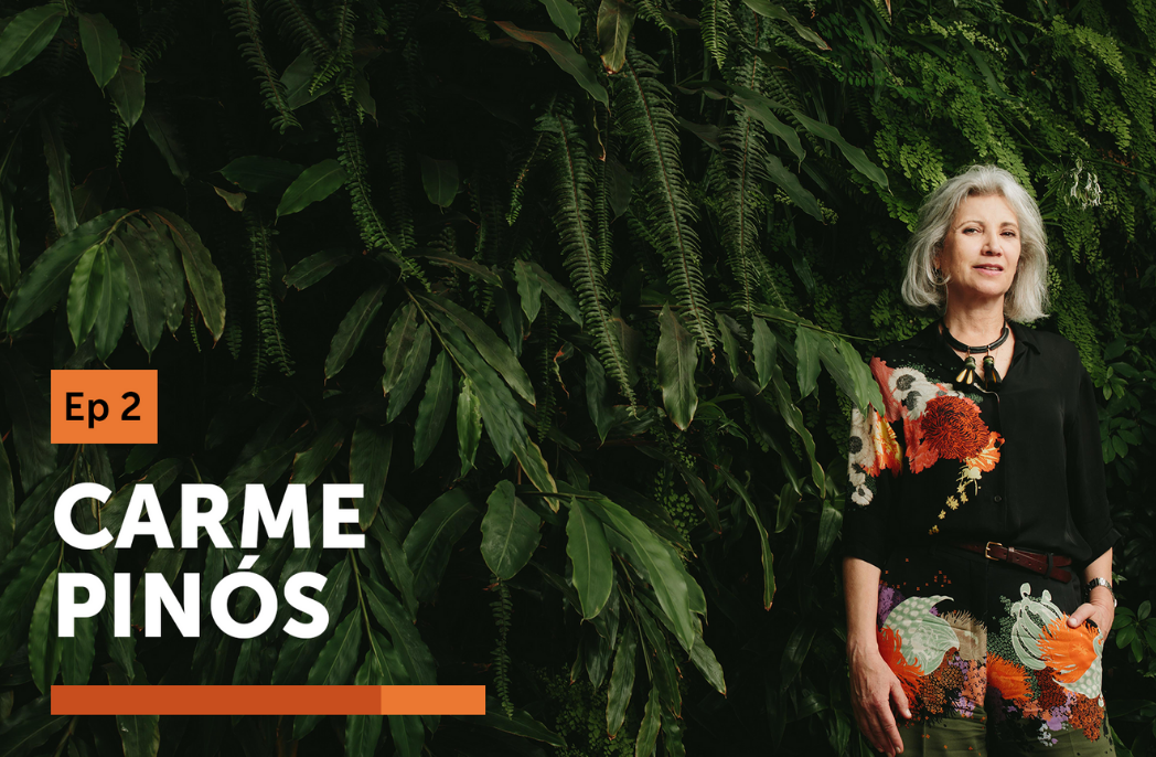 In conversation: Carme Pinós, episode two