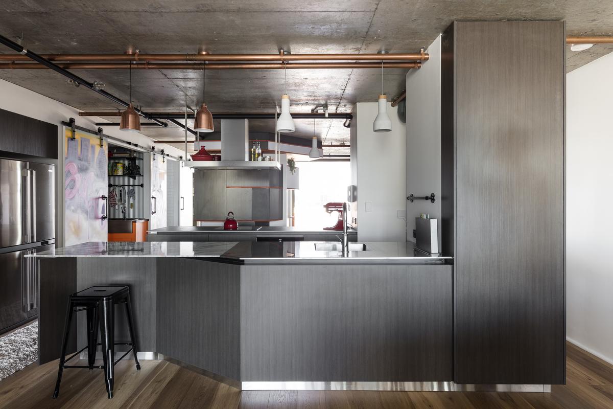 Surrey Hills apartment design