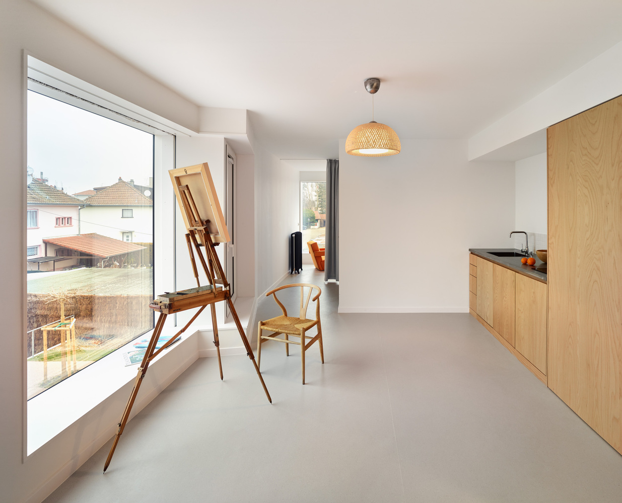 Housing for Elderly People in Huningue
