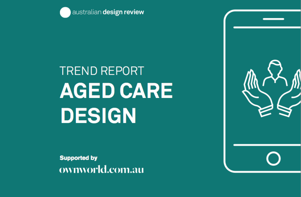 aged care trend report