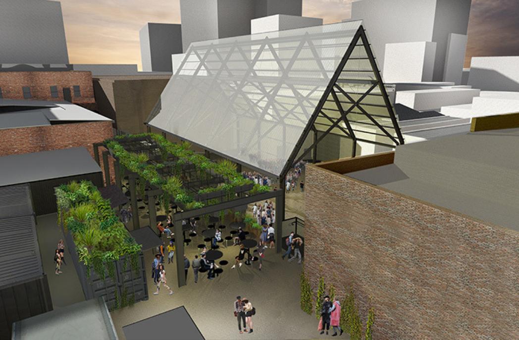 Hobart cultural hub by Fender Katsilidis