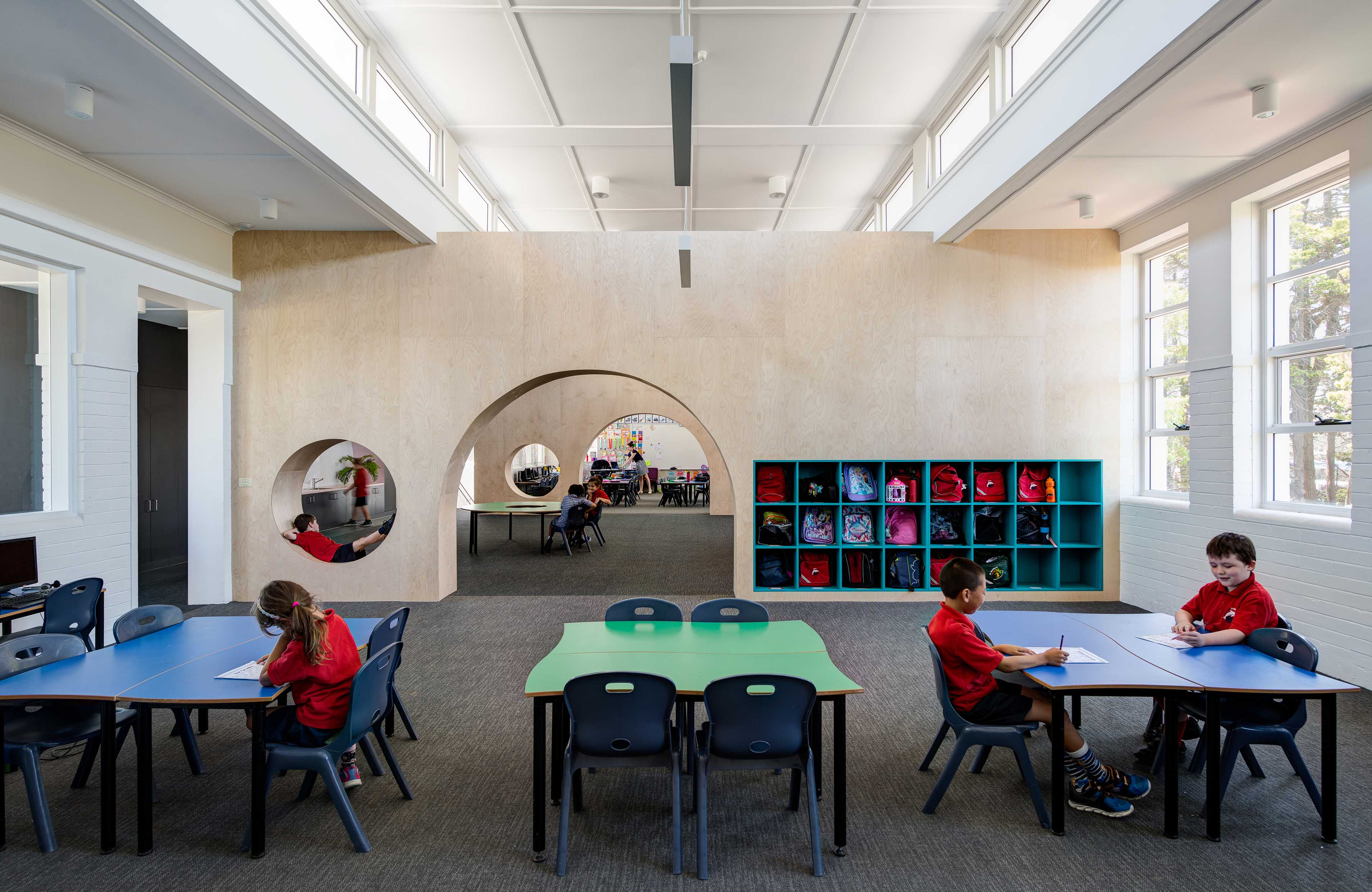 Frankston Primary School Early Learning Centre by Chaulk Studio | Photo by Jamie Diaz-Berrio