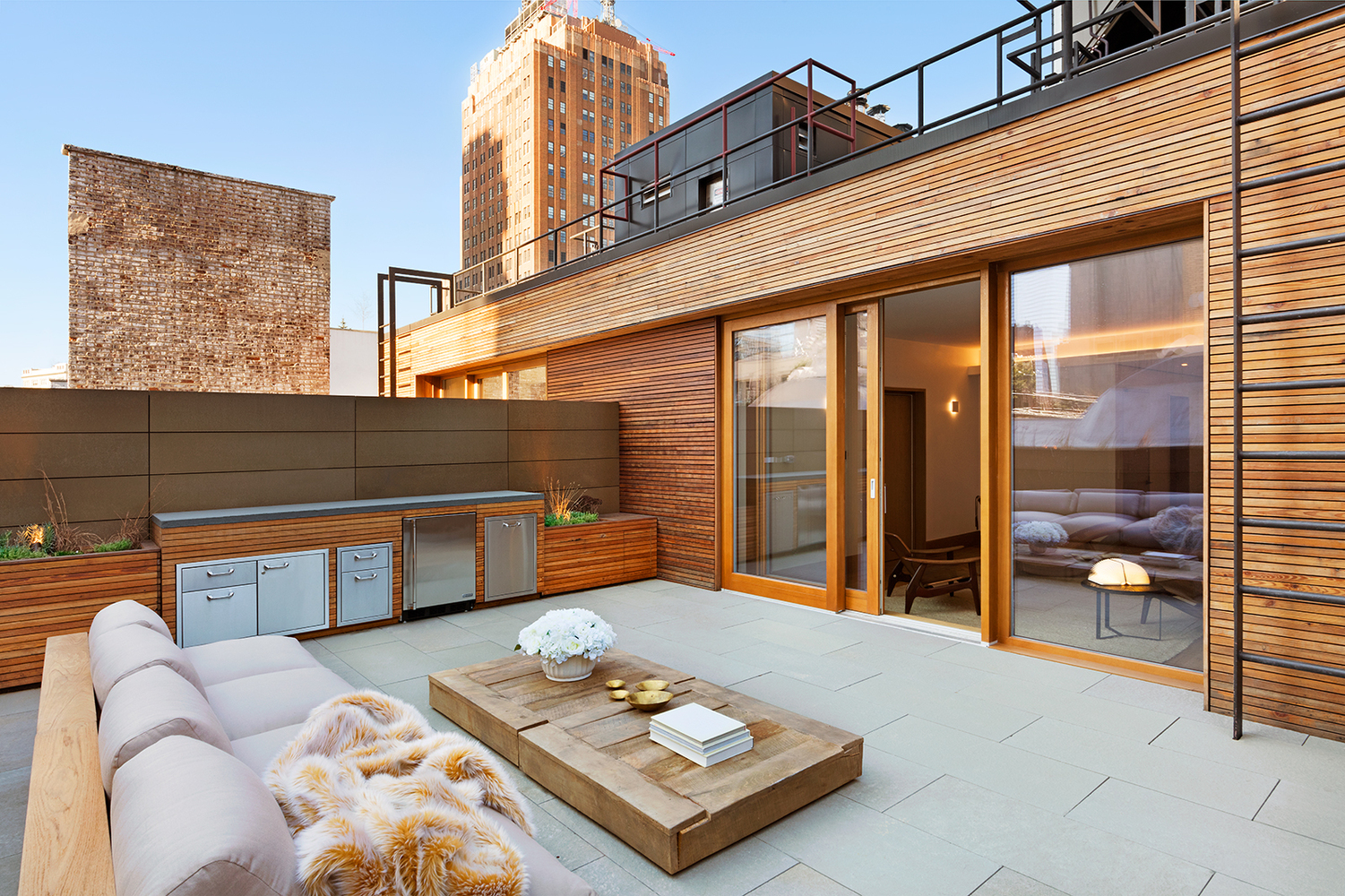 Creating A Modern New York Loft Experience With