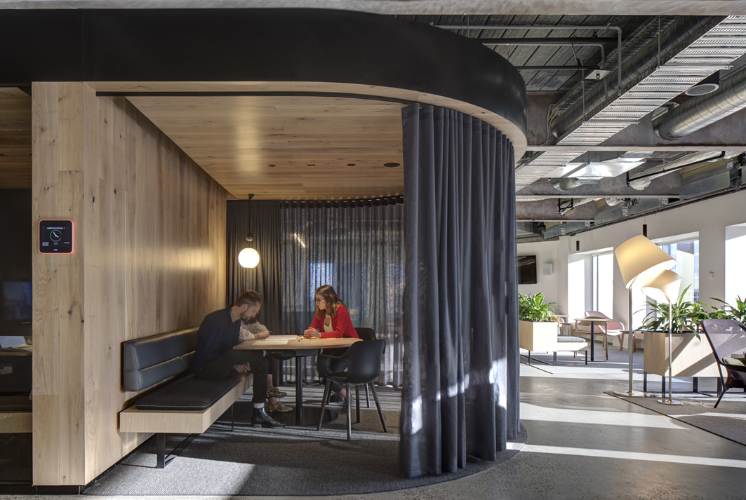 Architectus Melbourne Studio by Architectus