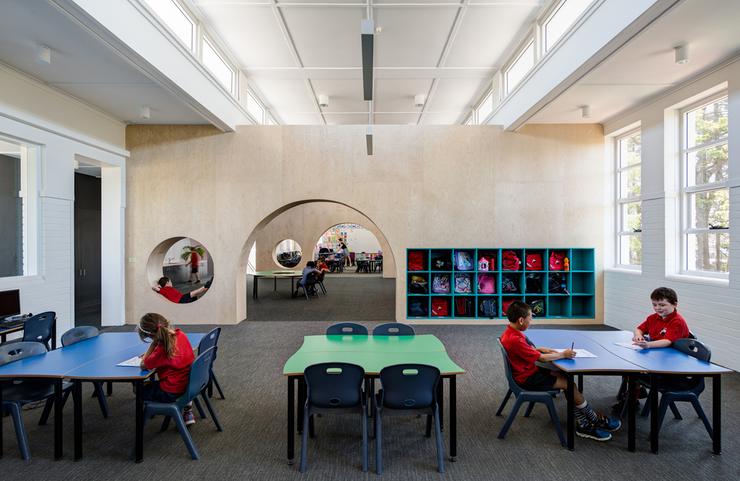 Frankston Primary School Early Learning Centre by Chaulk Studio