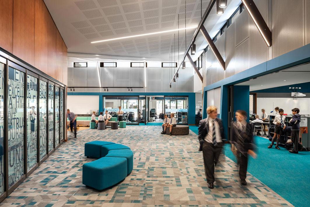 Hale Junior School by SITE Architecture Studio