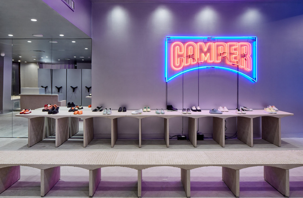 Camper Store NYC