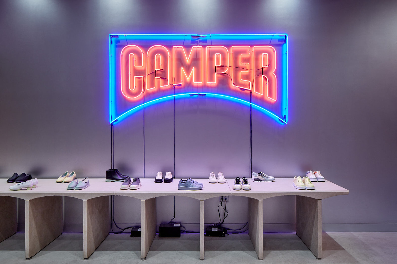 Camper Rockefeller Center