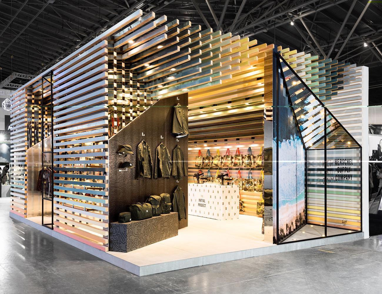 Herschel pop-up store