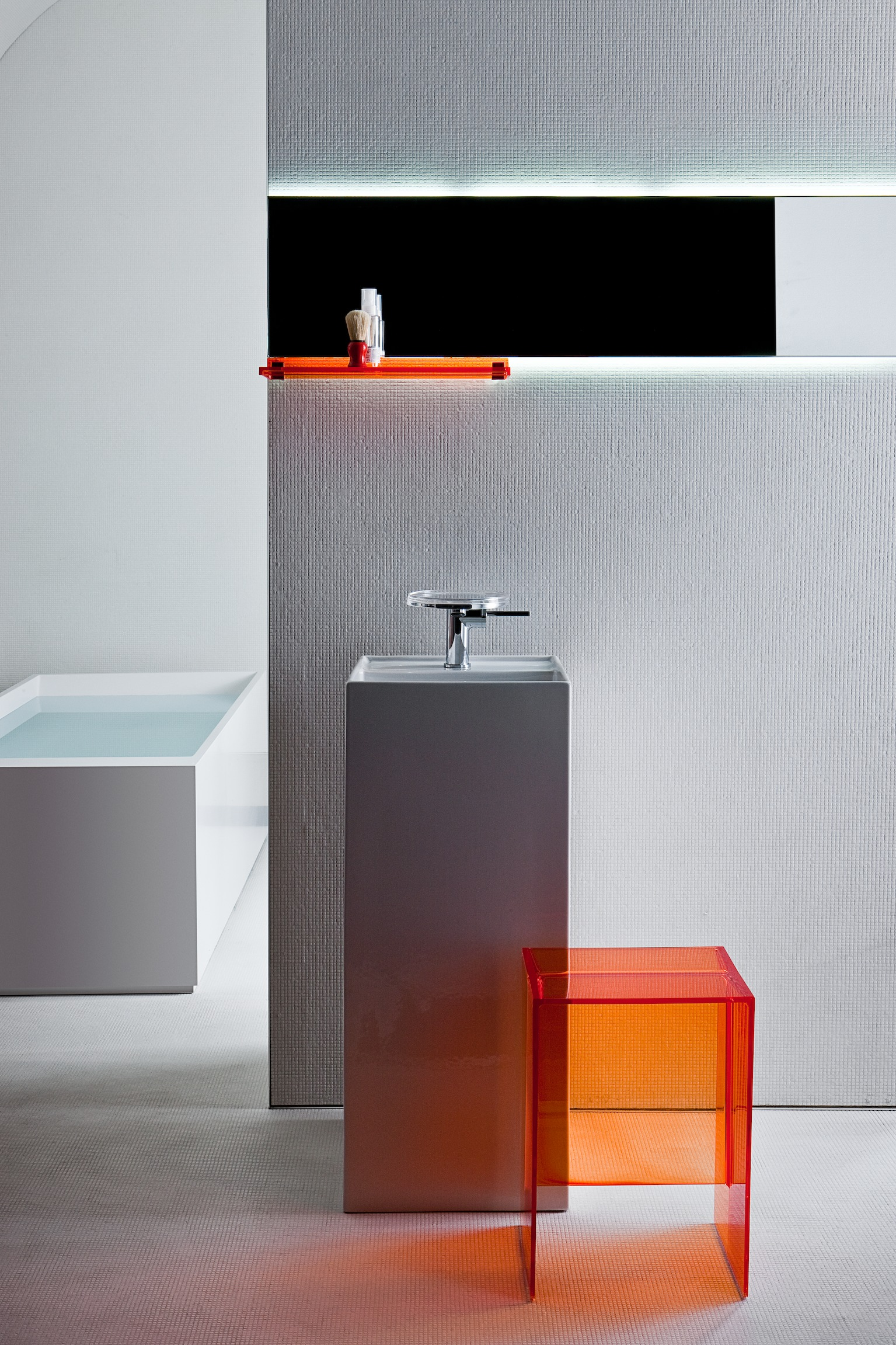 Kartell By Laufen Saphirkeramik.Kartell By Laufen The Perfect Emotion In The Bathroom