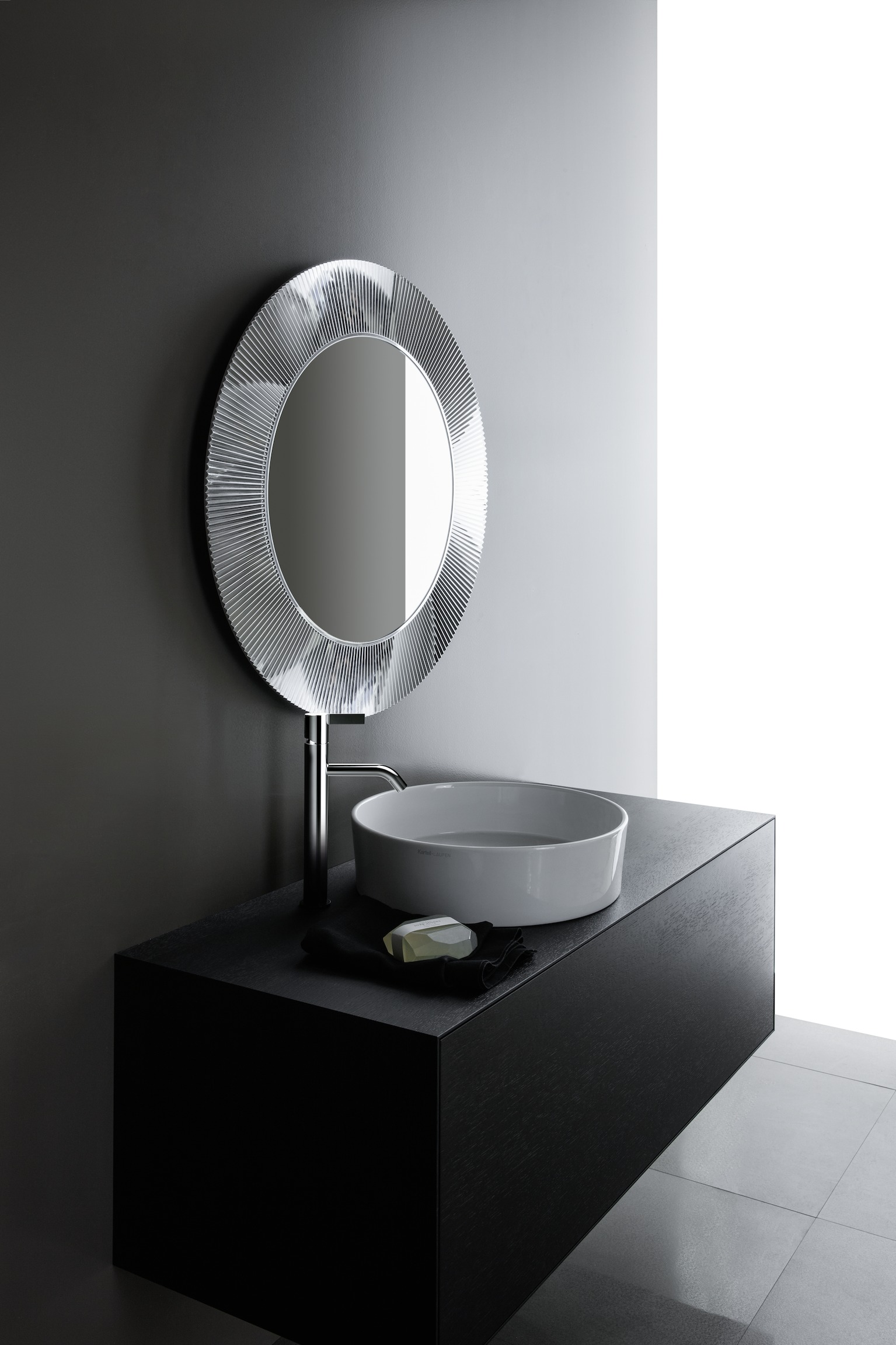 Kartell By Laufen.Kartell By Laufen The Perfect Emotion In The Bathroom